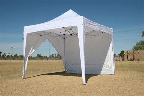 Canopy Is Canopy Tent With 4 Free Sidewalls Commercial Grade
