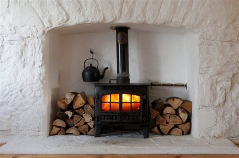 Cottage Fireplaces cottage interior gezellige vuurtjes cozy fireplaces stove rustic modern