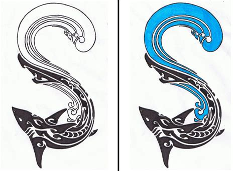 tribal wave tattoo designs collection of 25 tribal waves