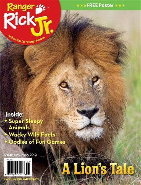my big backyard magazine subscription your big backyard ranger rick jr magazine subscription