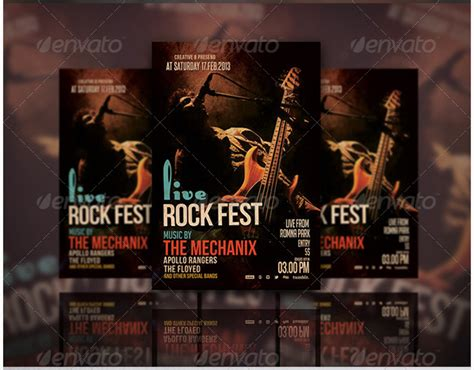 50 Cool Club Flyers Party Flyer Templates Flyer Psd Free Concert Flyer Template Psd