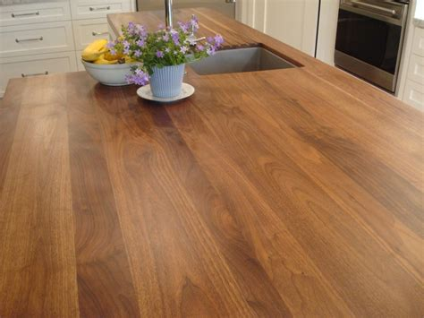 wood countertop on island moving day pinterest
