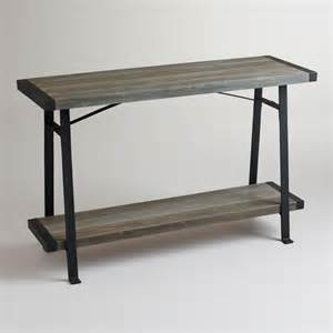Outdoor Console Table Venice Console Table World Market