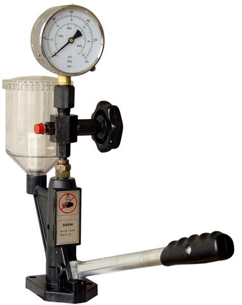 Hartridge Test Bench Diesel Nozzle Tester S60h Test Bench Com