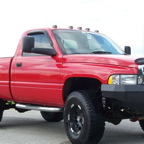 94 01 Dodge Ram 1500 / 94 02 2/3500 Manual Adjust Extend