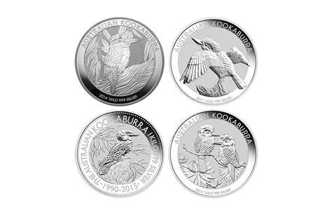 1 Kilo Australian Silver Kookaburra Coin - sell 1 kg silver kookaburra coins sell silver coins kitco