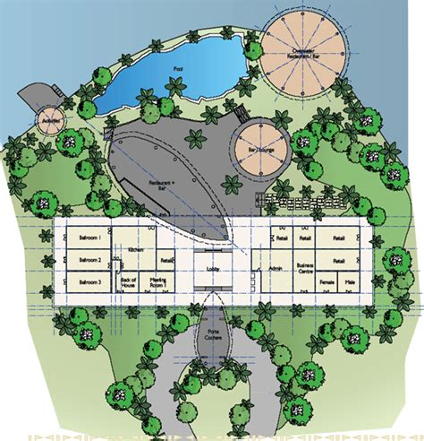 resort floor plan free home plans resort floor plans