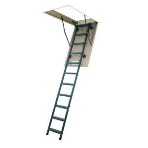 Home Depot 8 Ft Ladder by Fakro 8 Ft 11 In 47 In X 25 In Insulated Steel Attic