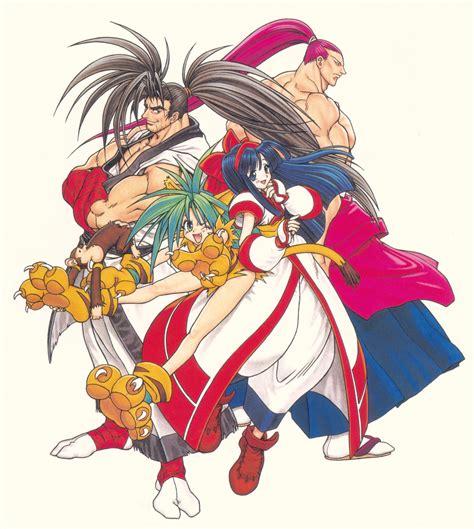 Bor Paku samurai spirits image 130931 zerochan anime image board