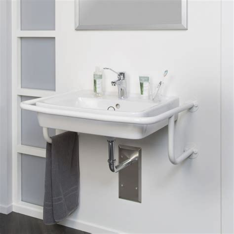 molenaar badkamer aanpassingen handicare wastafel aanpassingen product in beeld