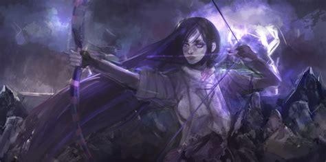 Fate Grand Order Arts minamoto no yorimitsu fate grand order by myelia on
