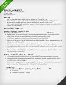 Free Nursing Resume Template by 10 Best Nursing Resume Templates