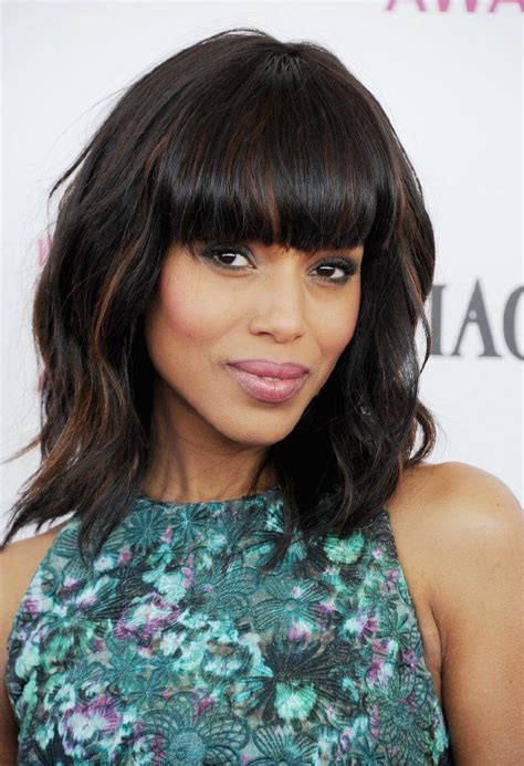 olivia pope haircut kerry washington indie spirit awards 2013 pinterest