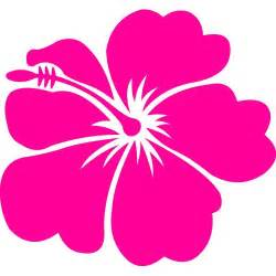 hawaii blumen hibiskus clipart