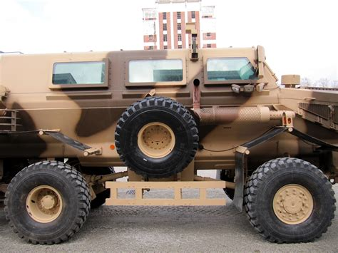 buffalo mine protected vehicle wikipedia file buffalo mine protected vehicle in french service jpg