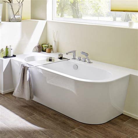 eck badewanne steink living freistehende eck badewanne 180 x 80 cm
