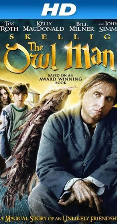 voices of books skellig the owl tv 2009 imdb