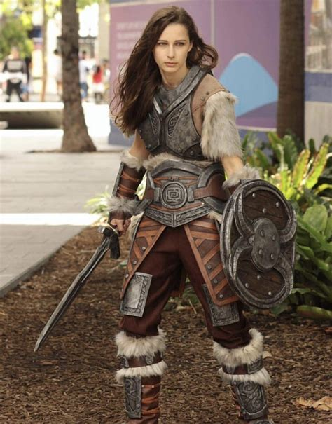 lydia walked   skyrim    cosplay