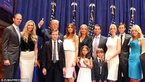 the trump family get over it gop this is donald trump s tipping point