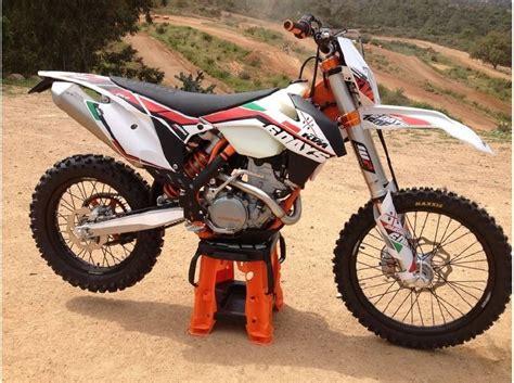 Ktm 350 Exc Six Days For Sale 2014 Ktm 350xcf W Six Days For Sale On 2040 Motos