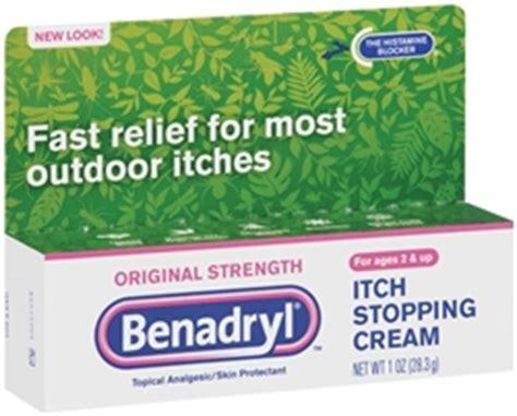 Shelf Of Benadryl by Benadryl Topical Original 1 Oz