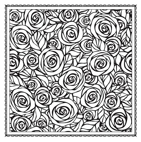 adults coloring book with black background 2 49 of the most beautiful grayscale flowers for a relaxed and joyful coloring time books blossom magic beautiful floral patterns coloring book for