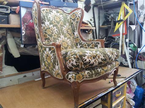 poltrone bergere antiche restauro sedie antiche tappezzeria gloria
