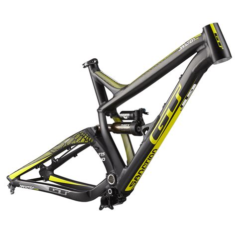 design mtb frame gt sanction downhill frame 2015 triton cycles