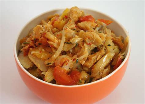 printable caribbean recipes how to make caribbean fried salt fish recipe