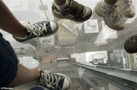 highest glass floor in the world