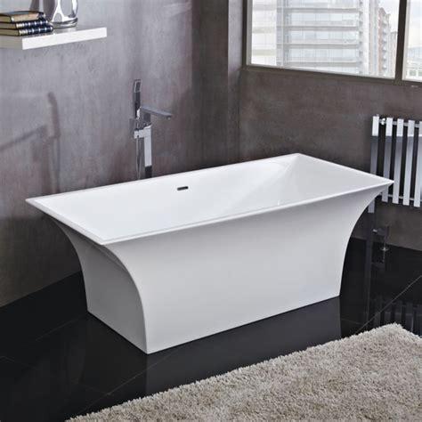 freestanding bathtubs melbourne lola 1700 x 750 freestanding bath inc chrome overflow and