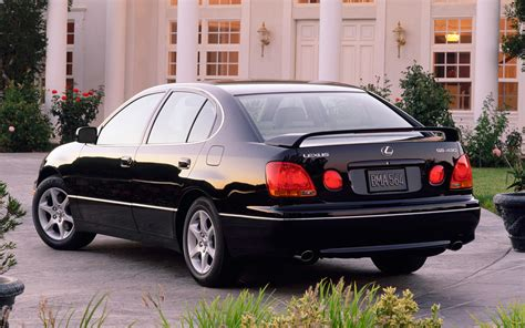 2001 gs lexus 2001 lexus gs 430 rear view photo 9