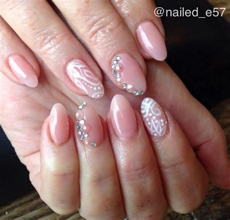 Naglar Design by Nails Gel Nails Nail Designs Summer Nails Nail