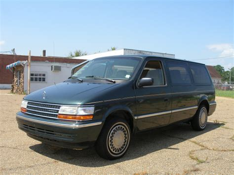 manual cars for sale 1993 plymouth voyager regenerative braking 1993 plymouth grand voyager mitula cars