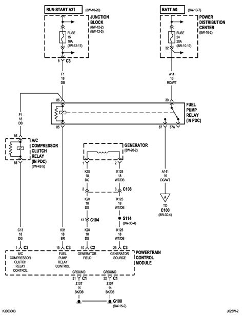 2002 jeep liberty wiring diagram 2002 jeep liberty sport wiring diagram somurich