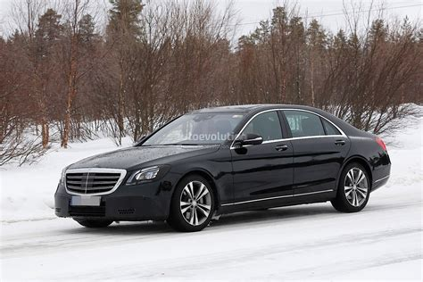 2018 mercedes s class facelift gets a new detailed