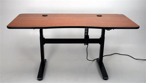 ergo office desk ergo office 72 adjustable height desk martin ziegler