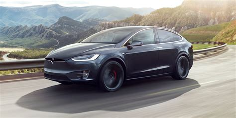 suv tesla tesla model x awarded 5 star safety rating in every