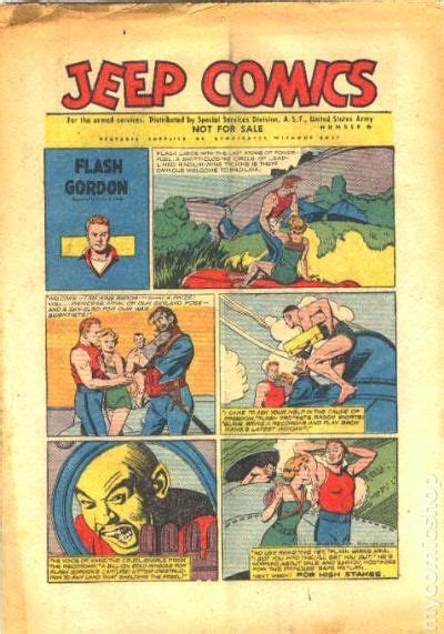 Comic Giveaway - jeep comics giveaway 1945 comic books