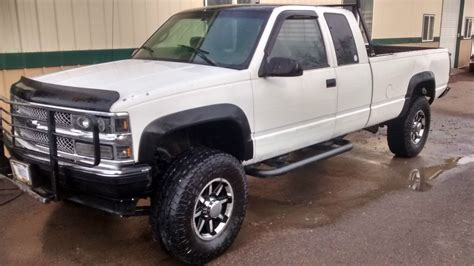 1995 chevy 2500 silverado 4 215 4 lifted extended cab new 35
