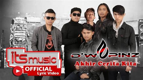 d wapinz band d wapinz band akhir cerita kita official lyric video
