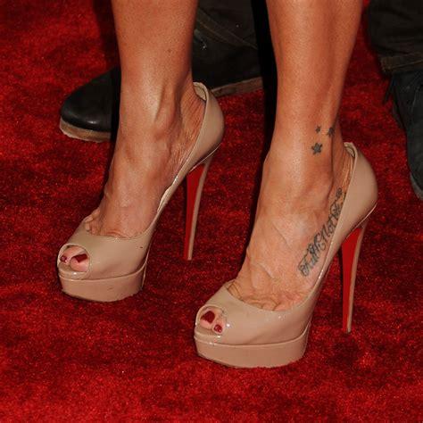 celebrity tattoo of the day poppy montgomery new 2 tats