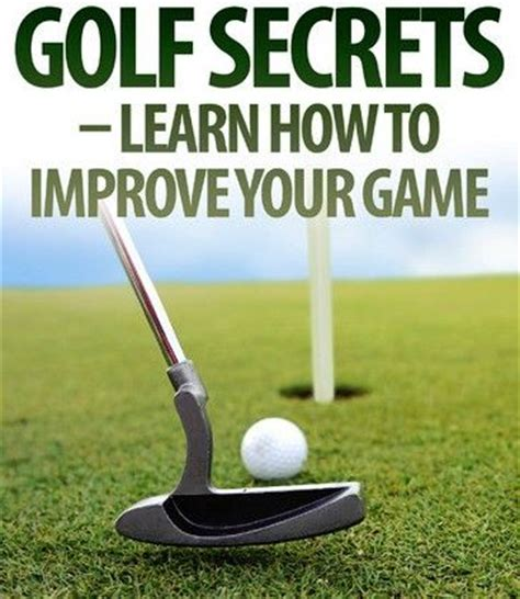 easiest golf swing to copy 17 best images about golf fitness training on pinterest