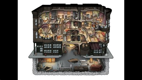 h h murder castle jigsaw puzzle prints by