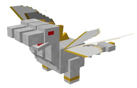 Foto Lingering Transparan baby armor minecraft