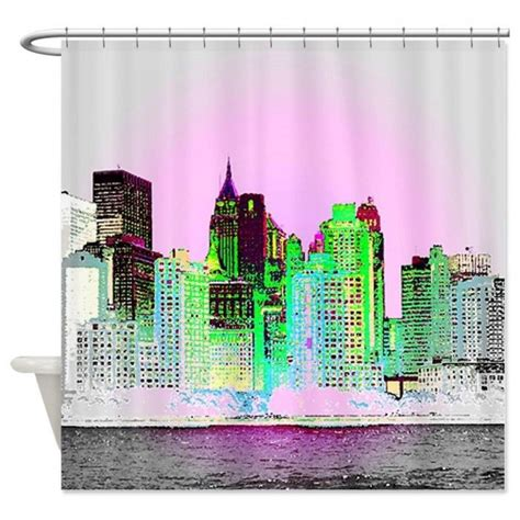 buy curtains nyc 18 best images about skyline shower curtain on pinterest