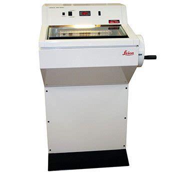 refurbished leica cm1510 cryostat for sale mercedes medical