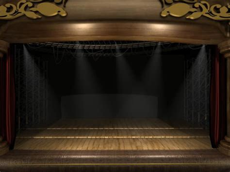 puppet theater curtain 3d model puppet theater curtains