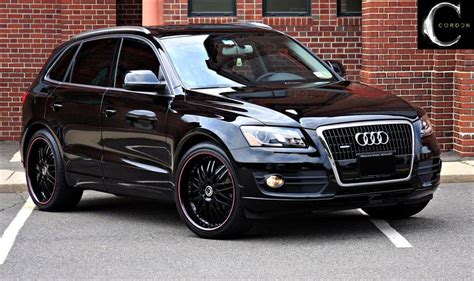 Audi Q5 Schwarz by Image For Audi Q5 Black Rims Image Intresting