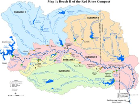 oklahoma rivers map oklahoma water resources board documents